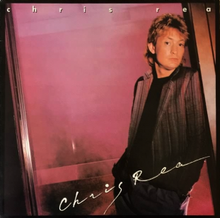 Chris Rea - Chris Rea (LP) (VG-/VG)